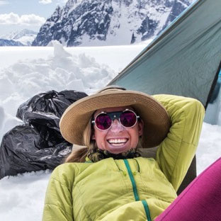 One woman's journey from private equity to running Alaska's first female-focused adventure firm.