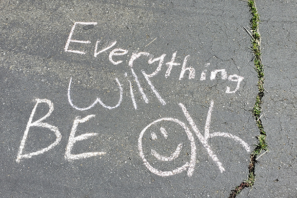 'Everything Will Be OK'