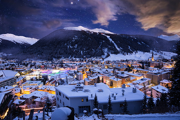 The grand goals in davos