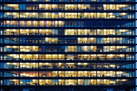 Corporate Offices: Will Bricks Begin to Fall?