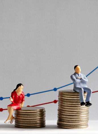 Gender Pay Gaps Extend to Retirement
