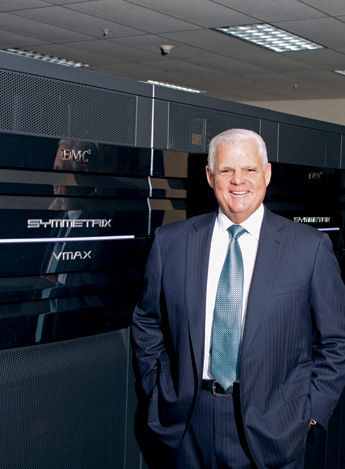 The Man with the Plan: Joe Tucci of EMC
