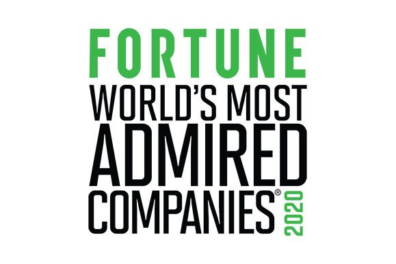 Korn Ferry partners with Fortune for the 23rd year on the World's Most Admired Companies list