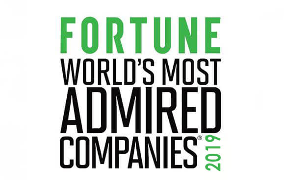 Korn Ferry Partners with FORTUNE for the 21st Year on World's Most Admired Companies List