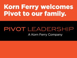 Pivot Leadership, a Korn Ferry Company, receives top honors from The Association of Learning Providers