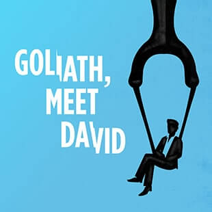 introducing goliath, meet david